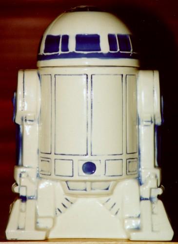 R2d2 Back R2D2 Cookie Jar